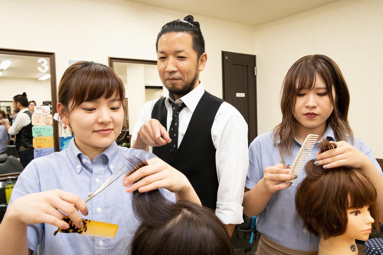 埼玉県 ファミリーカットサロン とまと ふじみの店