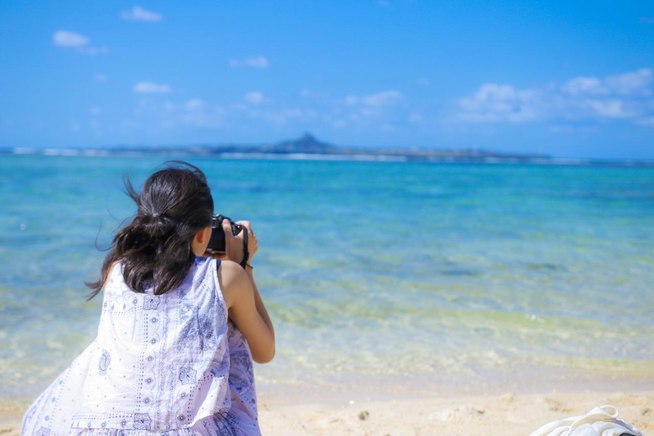 沖縄県 美ら海ビーチ