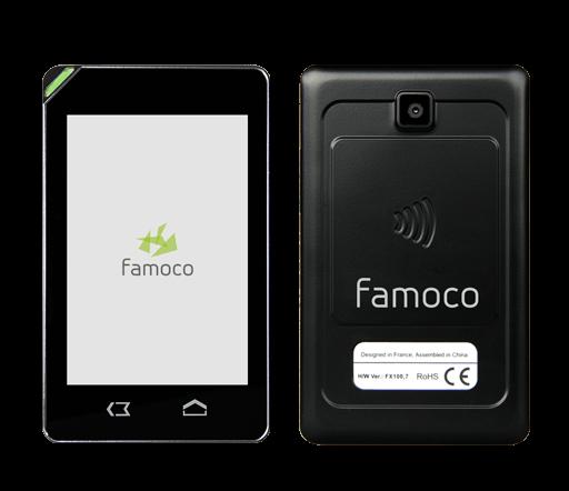 PDA Famoco