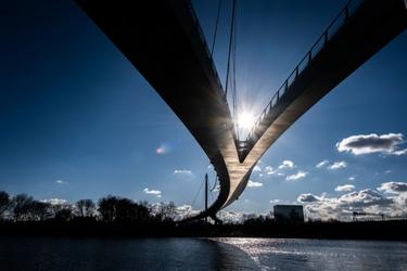 De Nesciobrug in Amsterdam