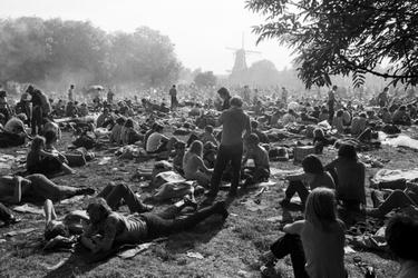 Holland Pop Festival in 1970