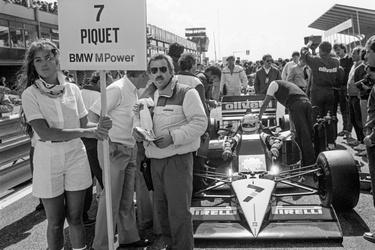 Start van de Formule 1 in Zandvoort