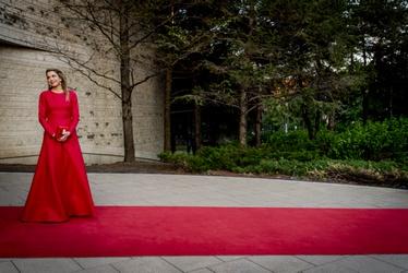 Koningin Máxima op staatsbezoek in Canada