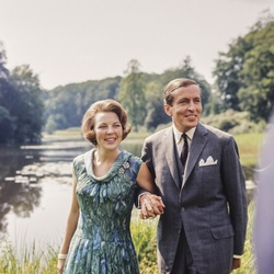 Verloving prinses Beatrix en prins Claus