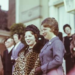 Prinsessen Beatrix en Irene