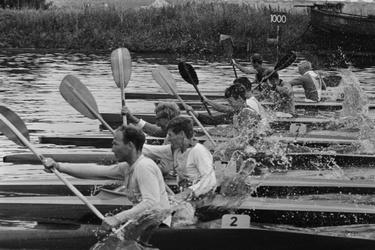 Kampioenschappen kanoën
