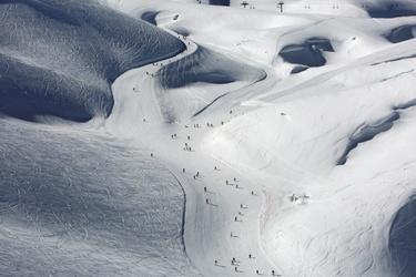 Skiën in Libanon