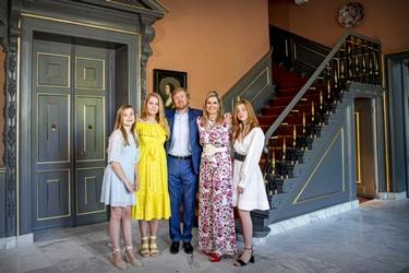 Koningsdag op Paleis Huis ten Bosch