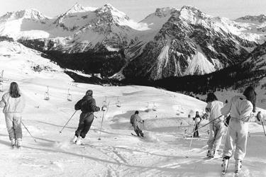 Skipret in Zwitserland