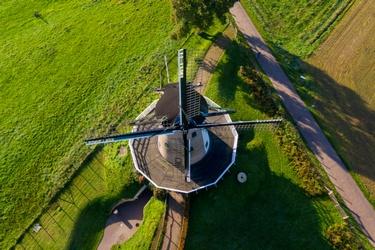 Korenmolen in Soest
