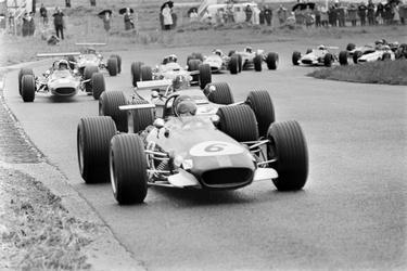 Grand Prix in Zandvoort