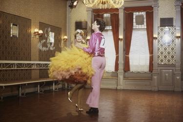 Theo en Thea dansen