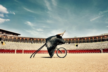 De arena in Toledo