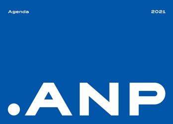 ANP 2021 bureaukalender