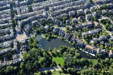 Het Amsterdamse Vondelpark