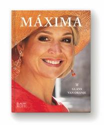 Fotoboek Máxima: Glans van Oranje