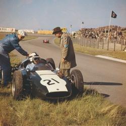 Jackie Lewis op de Formule 1