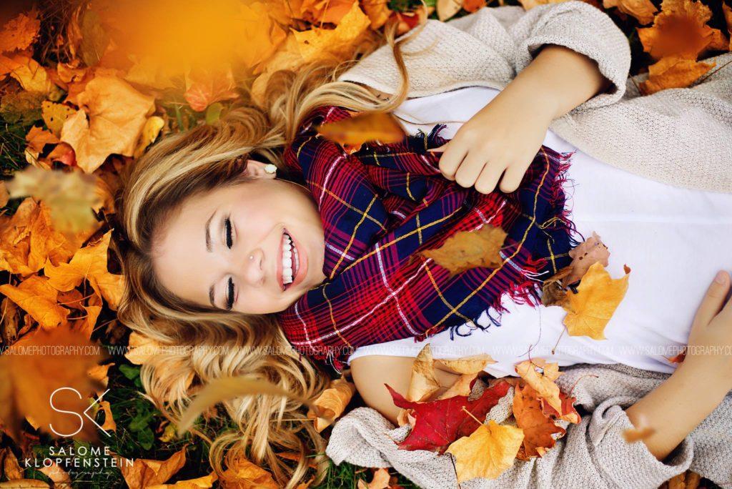 Senior Stunner   November 2