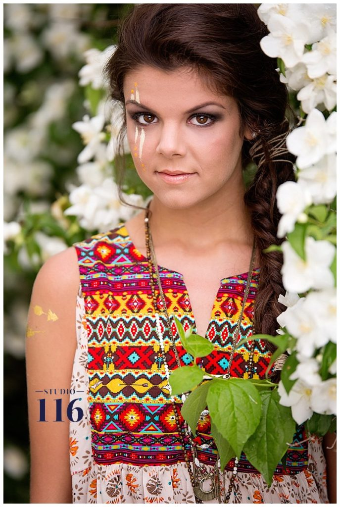 An Indiana Senior Session