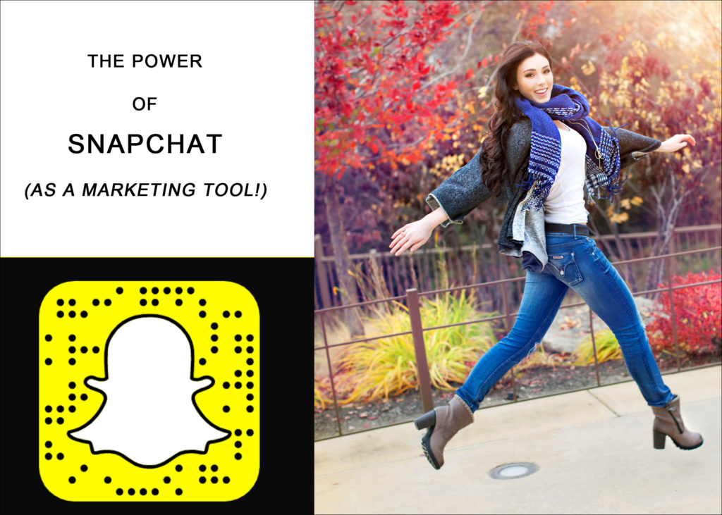 Marketing Tips Insider | The Power of Snapchat