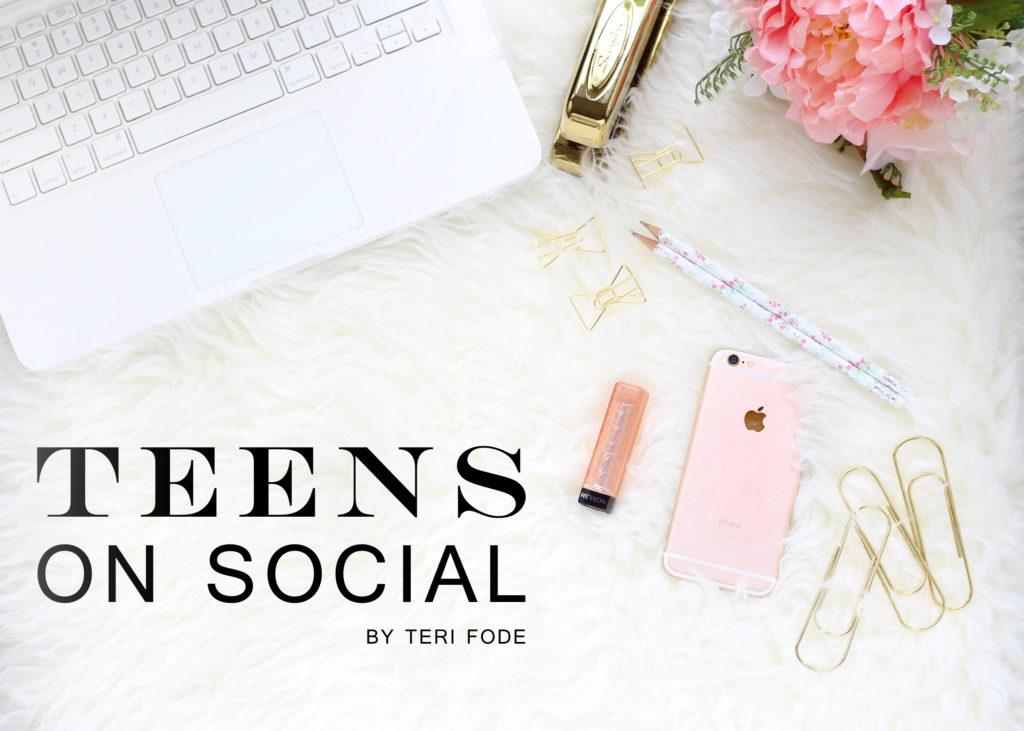 MARKETING TIPS INSIDER   TEENS ON SOCIAL
