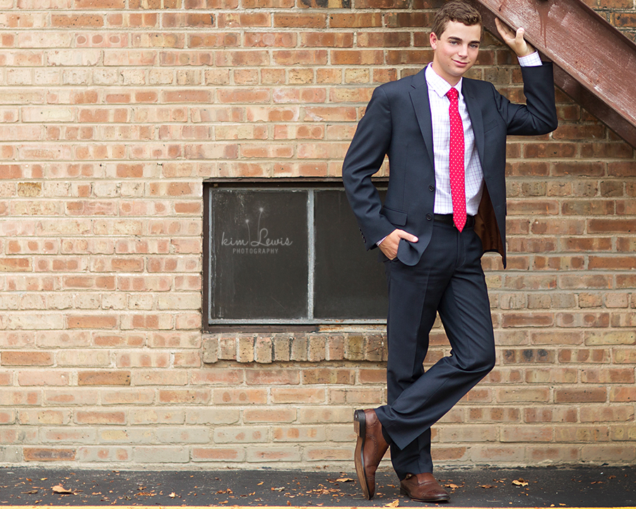 An Illinois Senior Session
