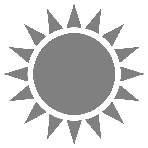 all solar elements icon