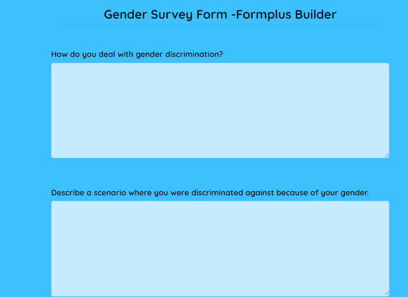 gender-survey-open-ended-questions