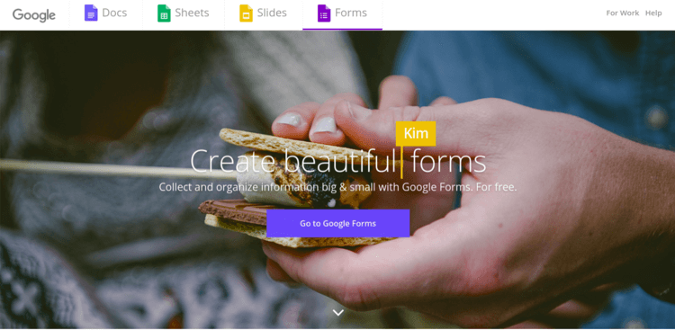 Google-Forms-Home-page-Formplus-Top-Online-Form-Builders
