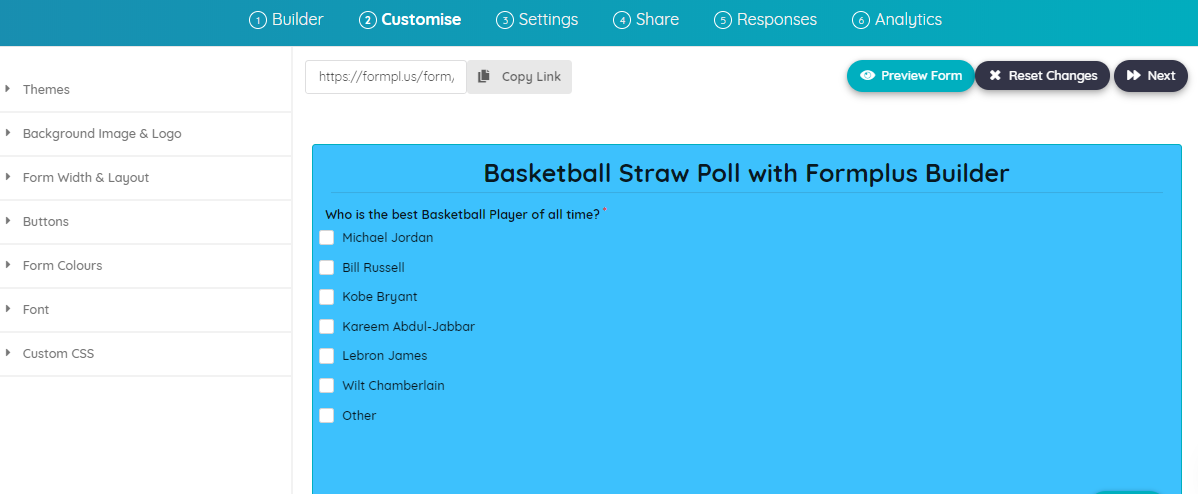 Strawpoll Maker: How to Create Free Online Straw Poll in 90