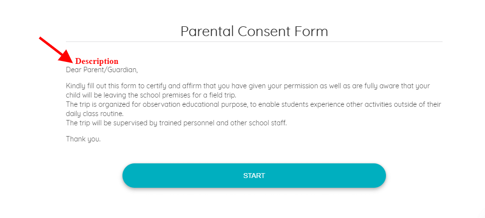 Parental Consent/Permission Letter Sample from storage.googleapis.com
