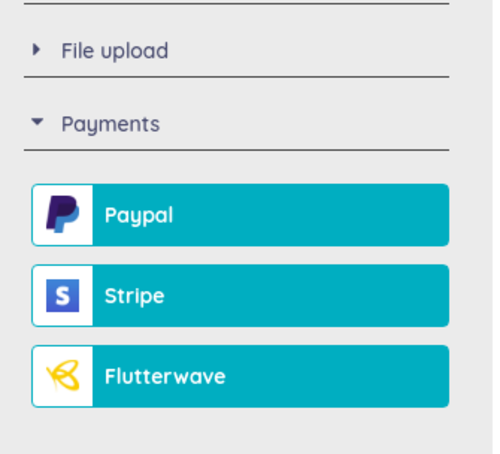 paypal-stripe-flutterwave-forms