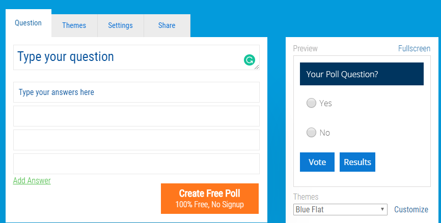 Online Voting: Guide to Creating Online Poll in 7 Simple Steps