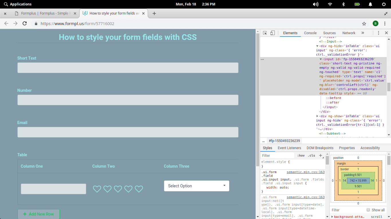 Styling-form-fields-with-css-formplus-forms
