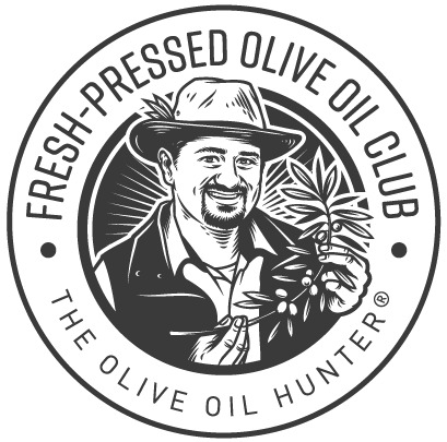 Fresh-Pressed Olive Oil Club