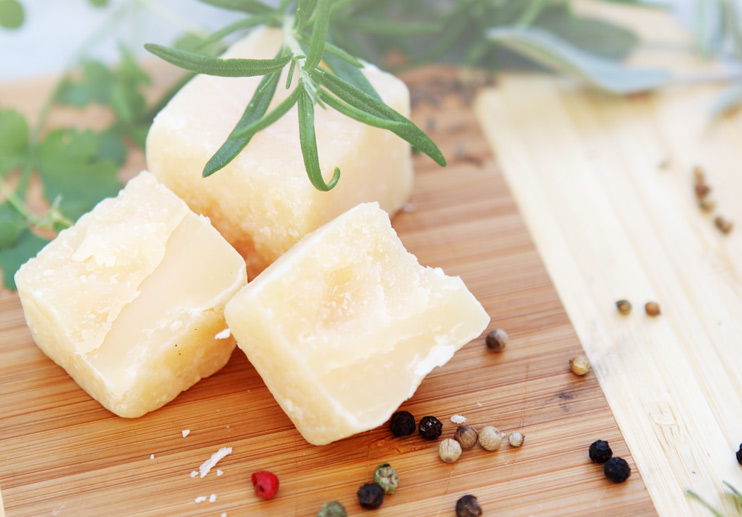 Marinated Idiazábal Cheese with Rosemary
