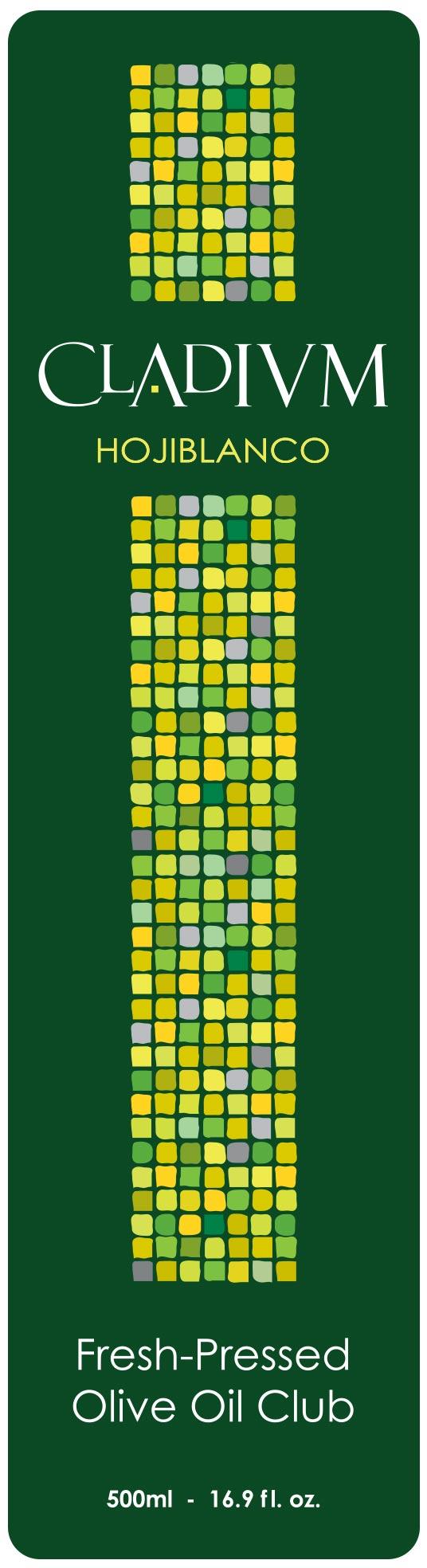 Cladium Fresh-Pressed Olive Oil Club