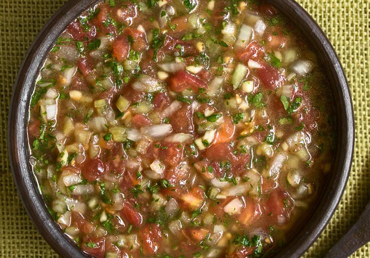 Chilean Salsa (Pebre)