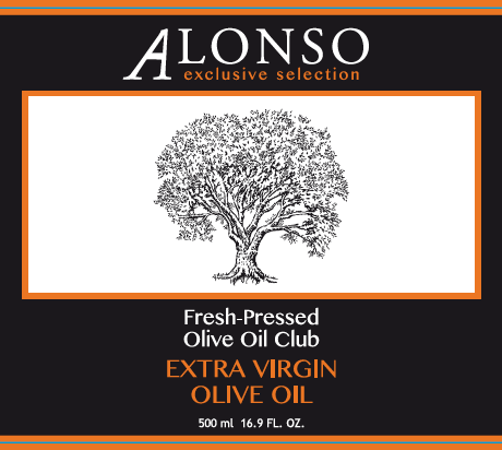 Cladium Fresh-Pressed Olive Oil Club