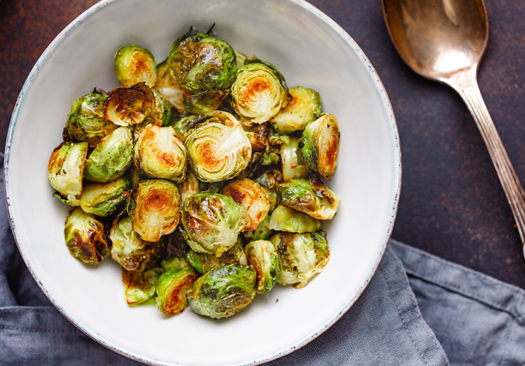 Boon's Brussel Sprouts