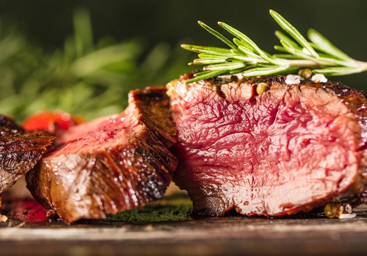 Herb-Marinated Beef Tenderloin