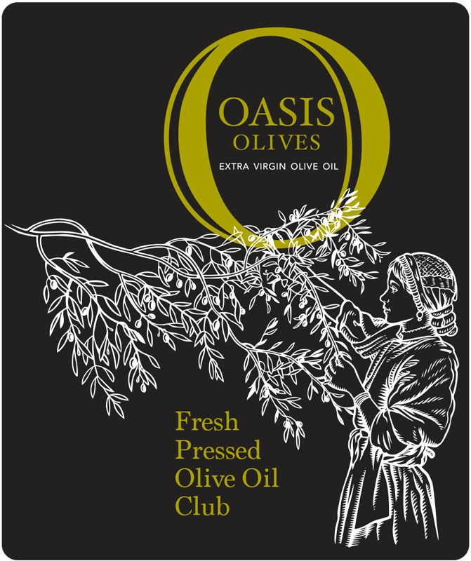 Producer: Oasis Olives 2020, Kialla, Victoria, Australia Fresh Pressed Olive Oil Label