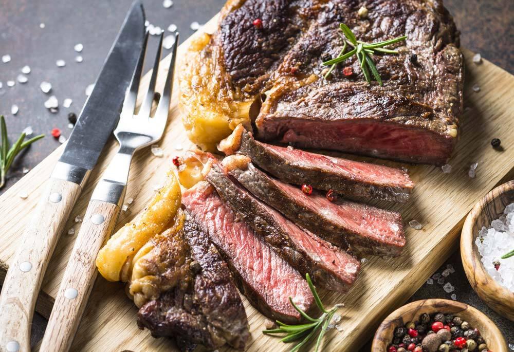 Fred's Steak