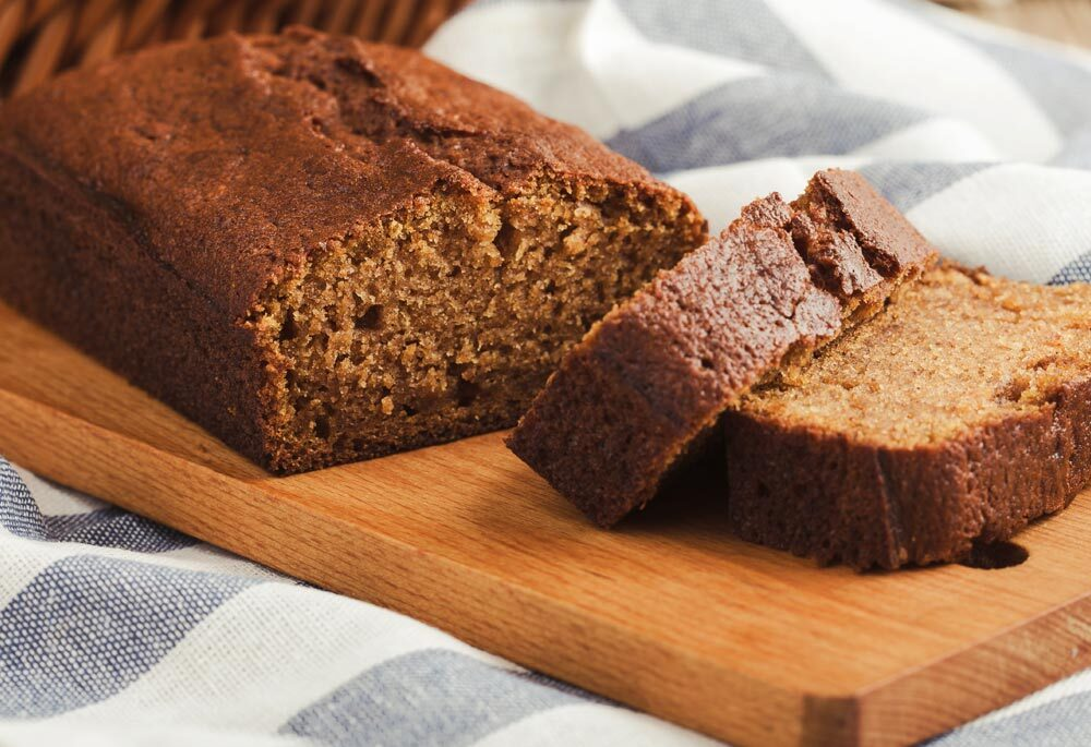 Maine Downeast Pumpkin Bread