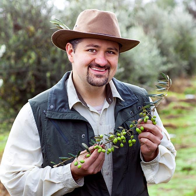 TJ, The Olive Oil Hunter