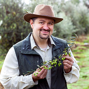 TJ, The Olive Oil Hunter