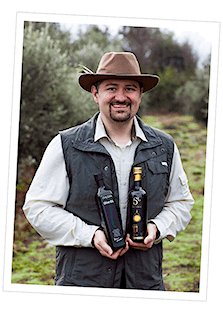 Tj Robinson - The Olive Oil Hunter