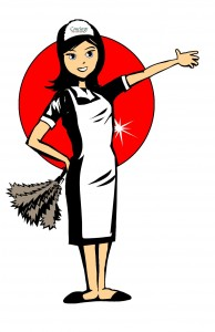 Maid Clip Art, Pictures, Vector Clipart, Royalty-Free Images # 1