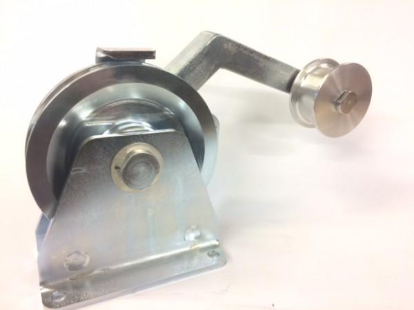 Seilrolle VA Schlaffseil VSC 150 G | Seilrollen mit ...