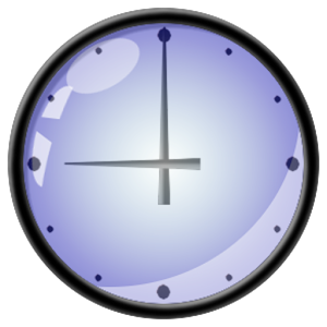 Custom Clock Widget Free icon